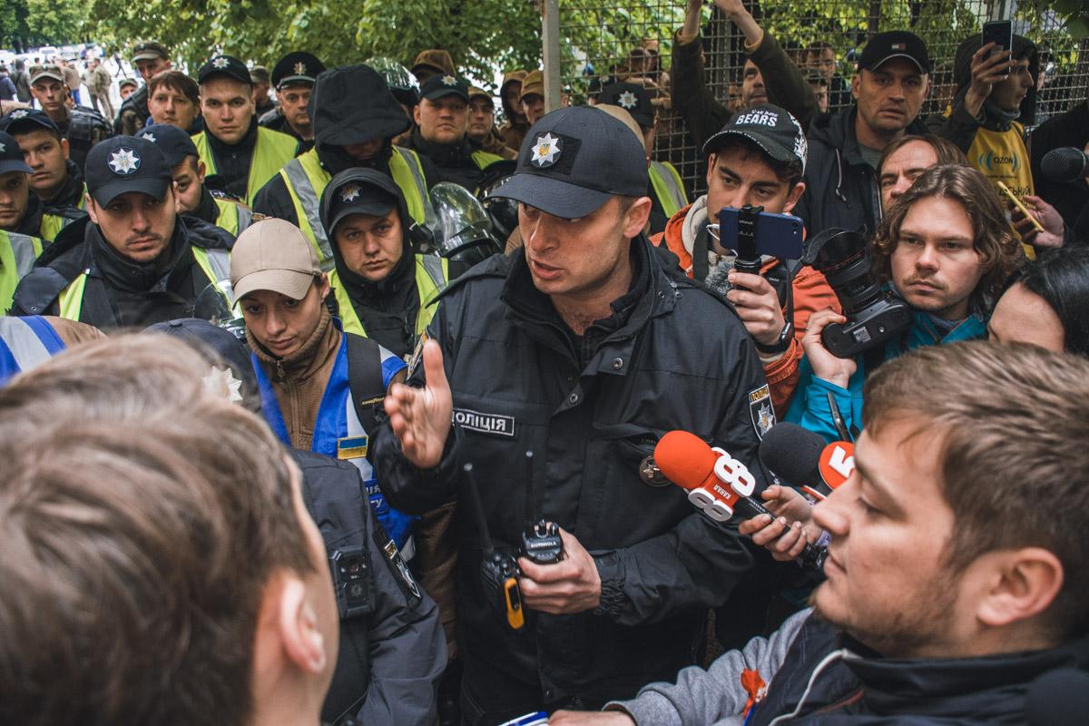Полицейский рассказывает почему именно супергероев-ветеранов нельзя пропустить в Парк Славы