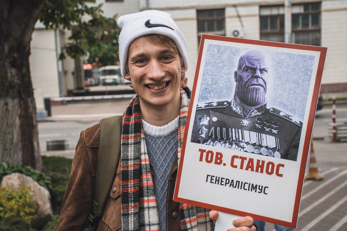Танос может стать вдвое сильнее, если скрестить его со Сталиным