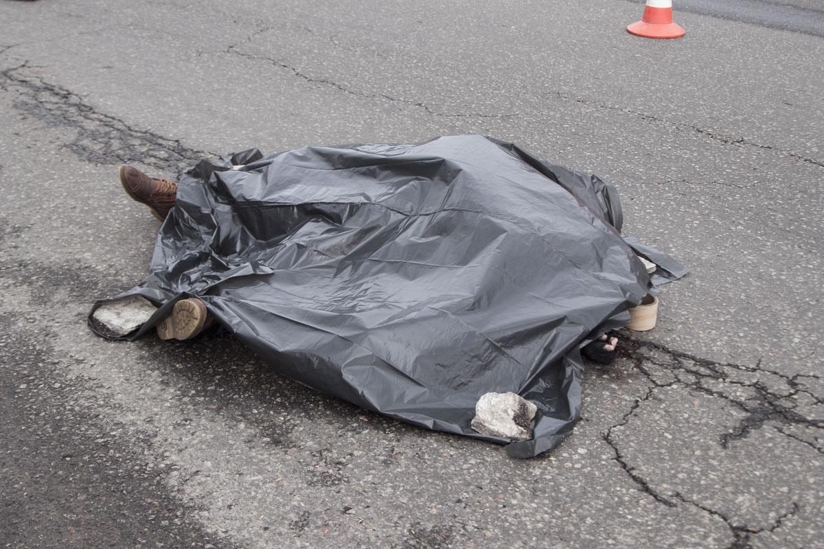 К сожалению, от полученных травм велосипедист скончался