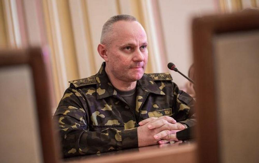 Руслан Хомчак руководил сектором Б во время боев за Иловайск