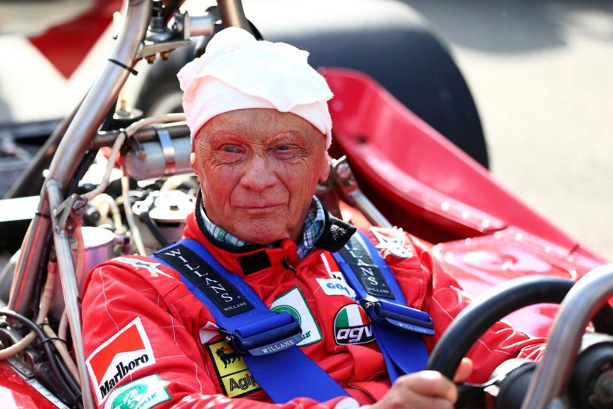 Легенда F1 умер в понедельник, 20 мая, в кругу семьи