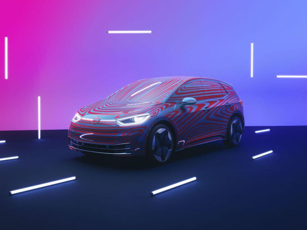 Концерн Volkswagen открыл предзаказы на свой первый серийный электромобиль ID.3