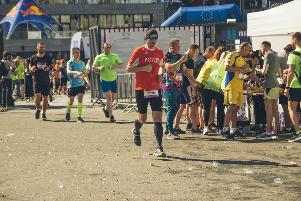 В воскресенье, 12 мая, в Киеве уже в четвертый раз проходит Kyiv Euro Marathon