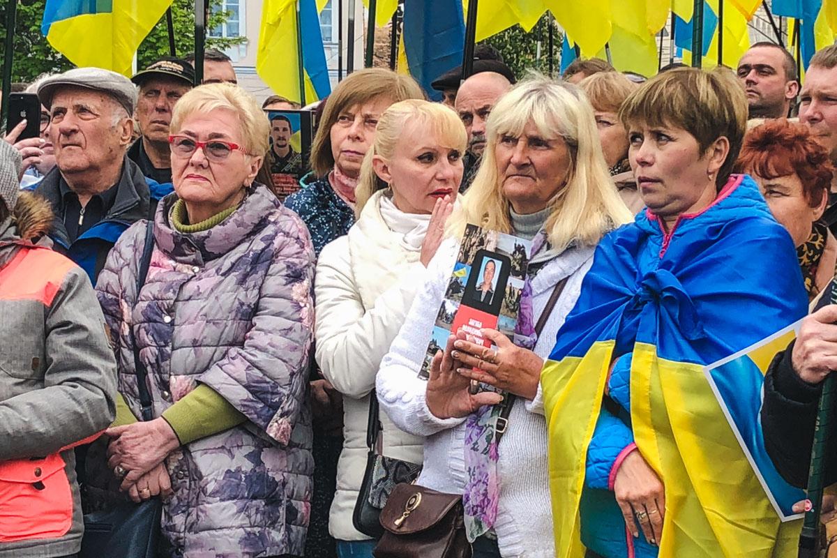 В акции приняли участие около тысячи человек