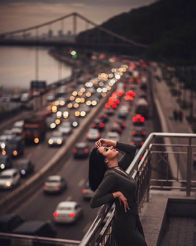 Когда весь Киев - одна идеальная фотозона. Фото: @yulia_gavenko