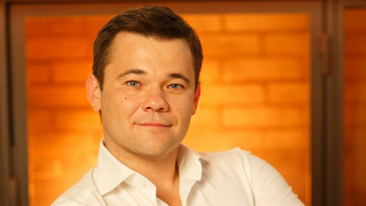 Андрей Богдан, новый глава Администрации Президента