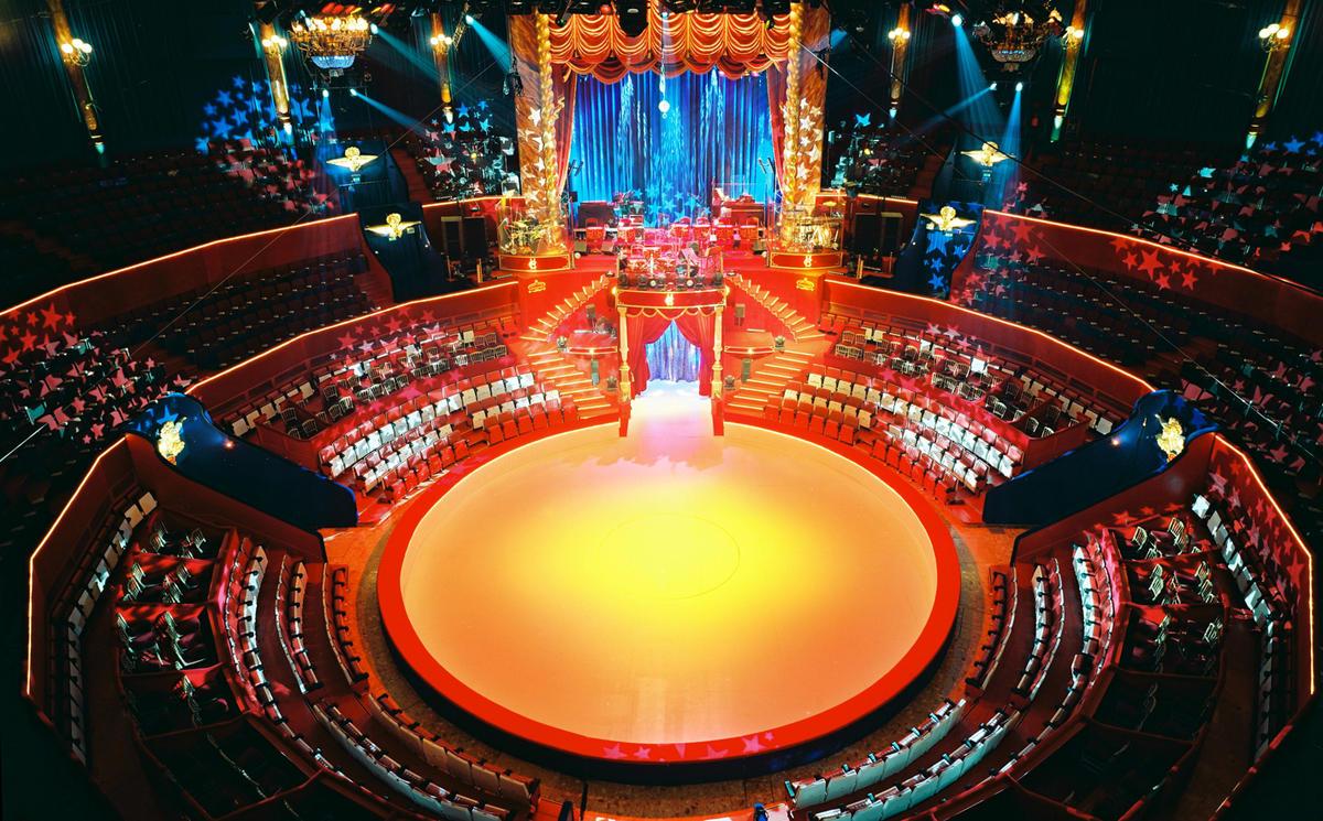 Три вечера этого уик-энда в Национальном цирке будут выступать лучшие выпускники Circus Aсademy