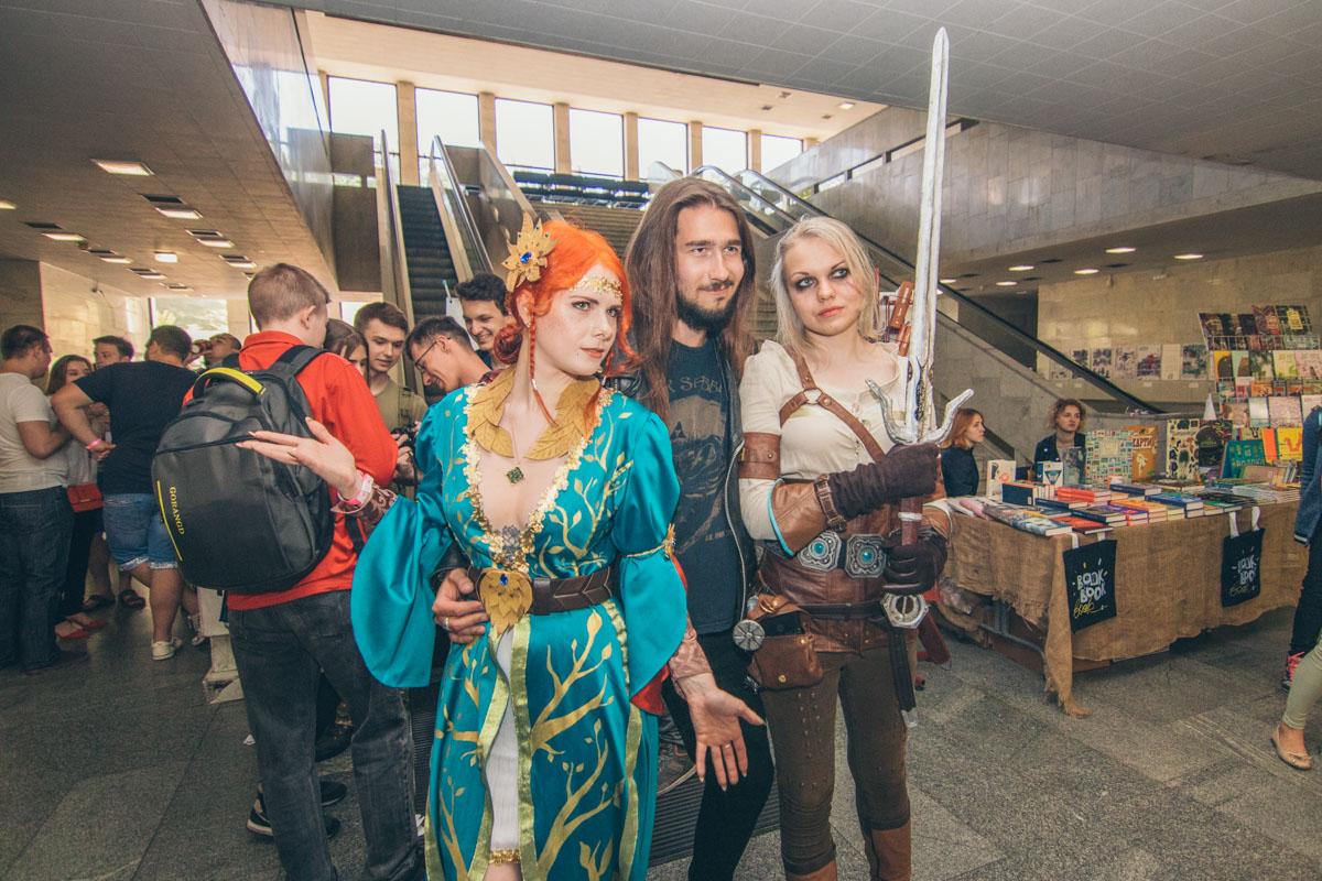 На фестивале Kyiv Comic Con гостей ждет куча крутого косплея