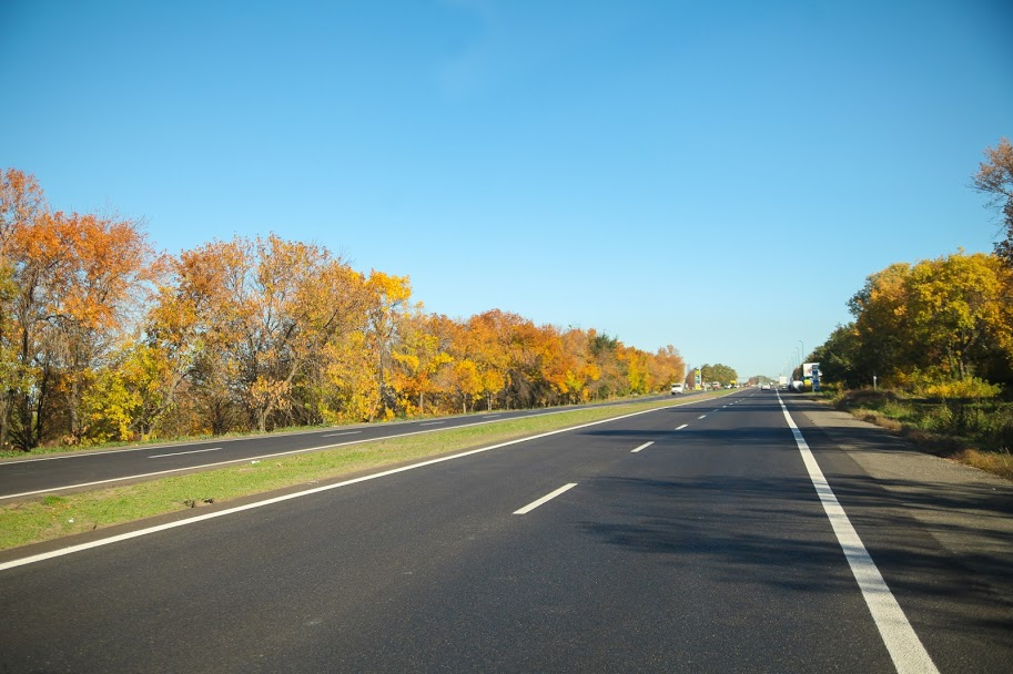 Благодаря команде Резниченко автодорога «Днепр — Запорожье» превратилась в автостраду европейского уровня