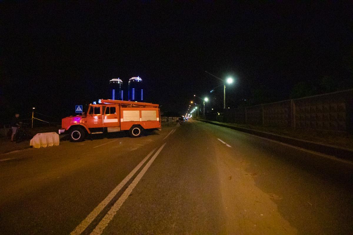 Пожарно-спасательная служба успела быстро ликвидировать утечку газа