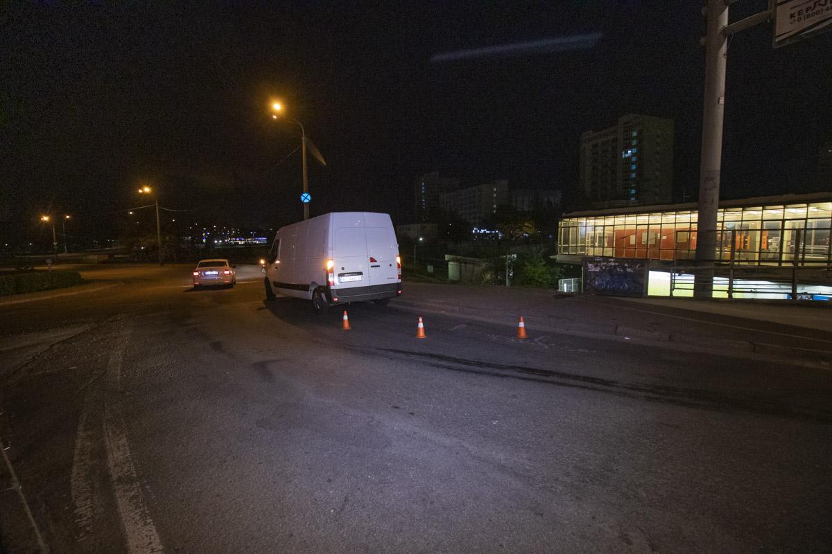 Инцидент случился около 23:40