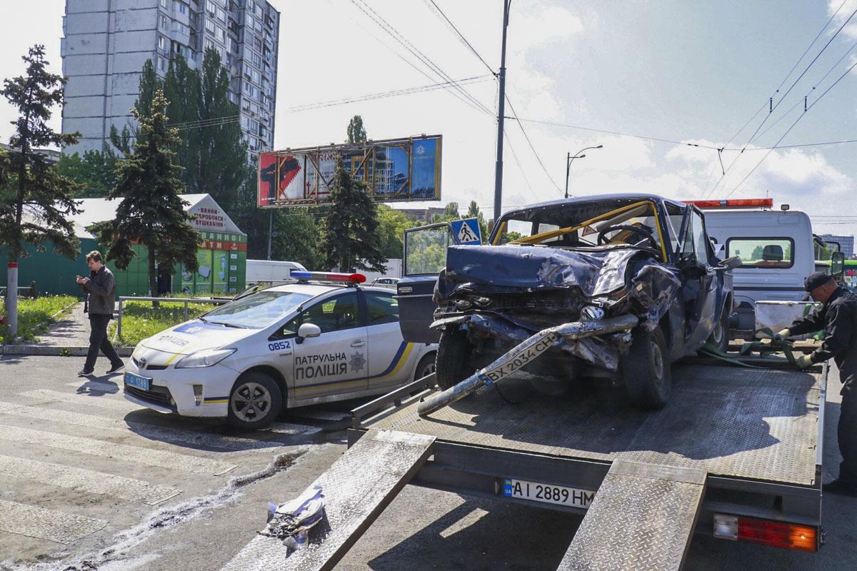 По предварительной версии, мужчина-водитель ВАЗ уснул за рулем