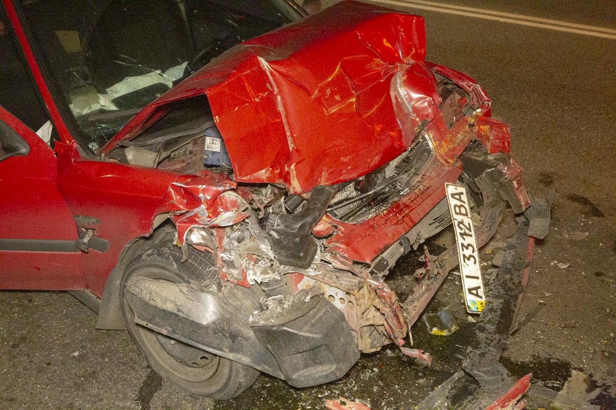 Водитель Honda утверждает, что не превышал скорость свыше 70 километров в час