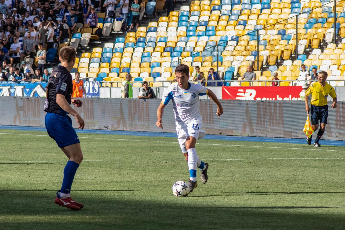 Карлос де Пена провел очередной успешный матч, отдав две голевые передачи