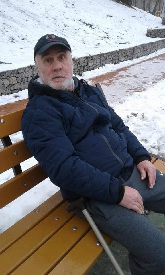 В Киеве ищут 59-летнего мужчину, который пропал 1 мая