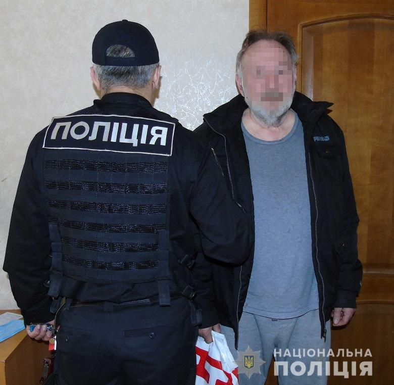67-летний мужчина сообщил об угрозе взорвать жилой дом в Киеве