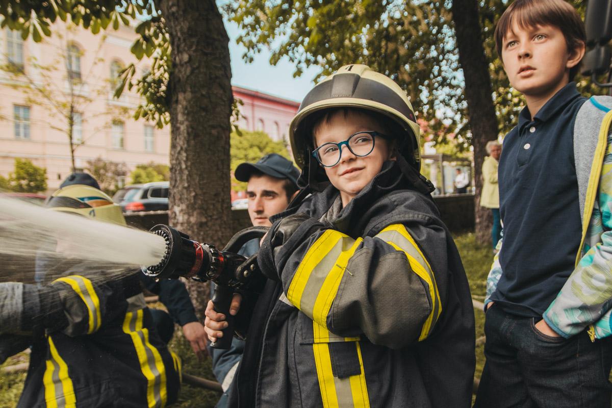 12 мая в Киеве прошел шестой сезон масштабного мероприятия «Город профессий»