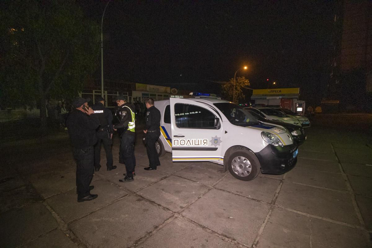 Взрывоопасный предмет заметили прохожие и сразу сообщили в полицию