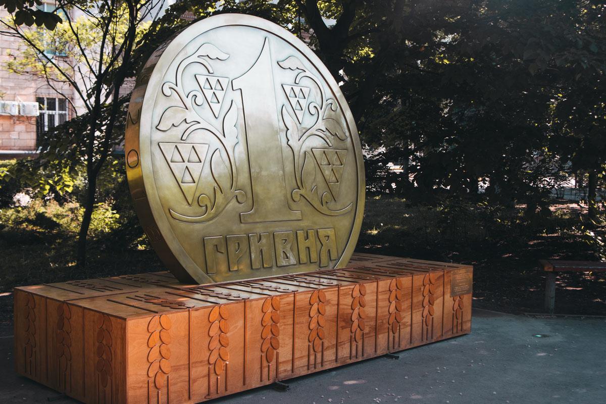 На скульптуру потратили 300 000 гривен