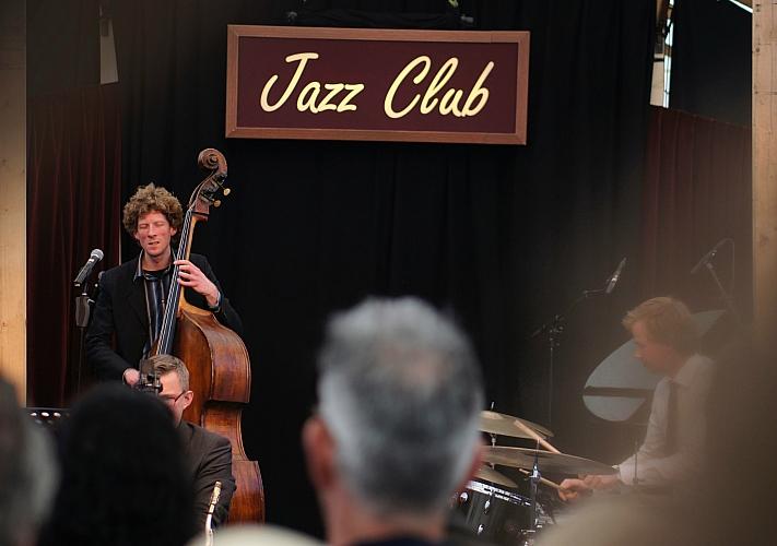 Мероприятие погрузит вас в волшебную атмосферу джазовой музыки