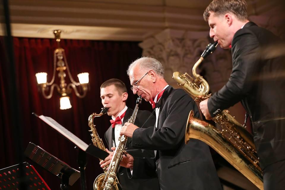 Концерт квартета - это новое прочтение духовой музыки