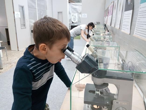 """""""Зоопарк под микроскопом"""" - это уникальная возможность изучить самые маленькие живые организмы в мире"""