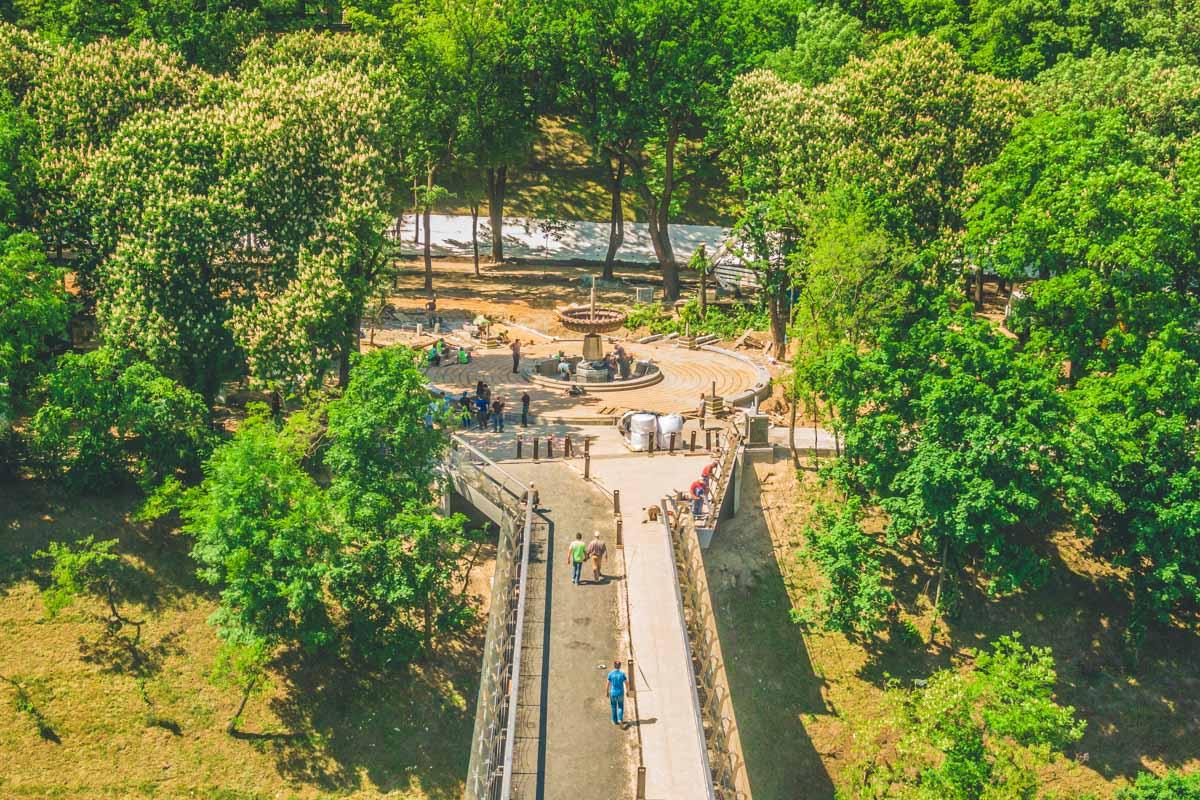 Открыть мост планируют 26 мая