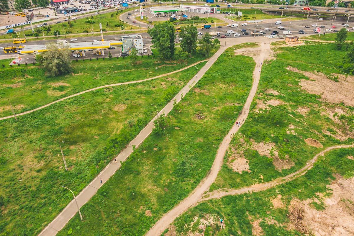 Пока что работы по благоустройству парка еще не начались, поэтому как он будет выглядеть - большая загадка