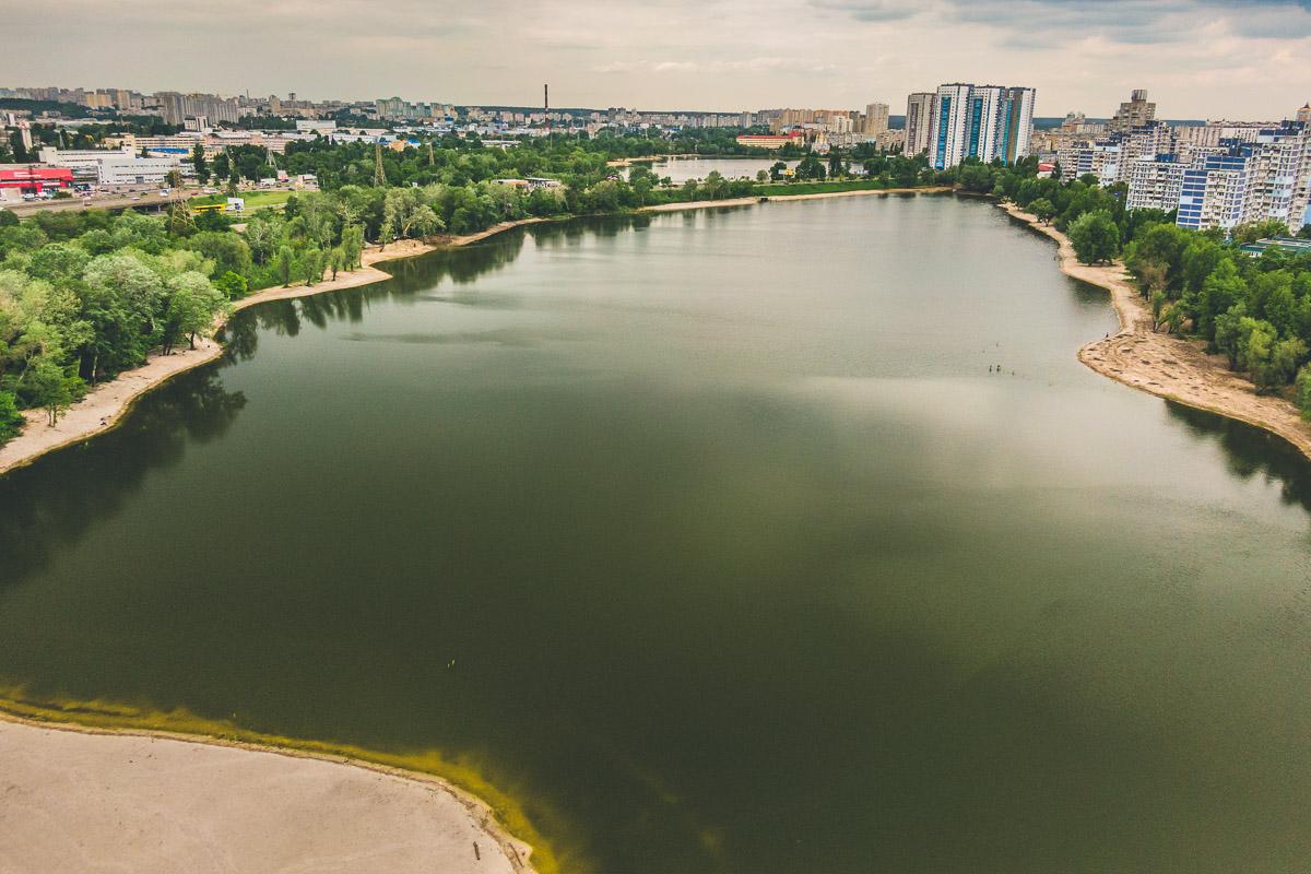 В Оболонском районе Киева должен появиться новый парк