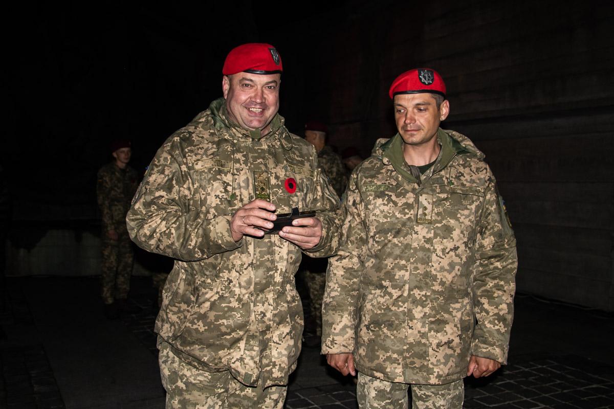 Мероприятие посетили многие военные и ветераны