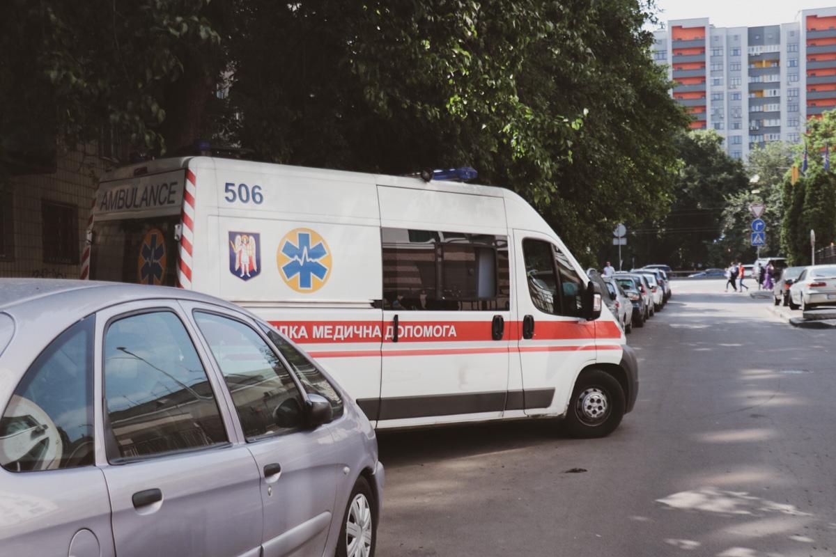 В пятницу, 31 мая, в Киеве по адресу проспект Победы, 88 произошло трагическое событие