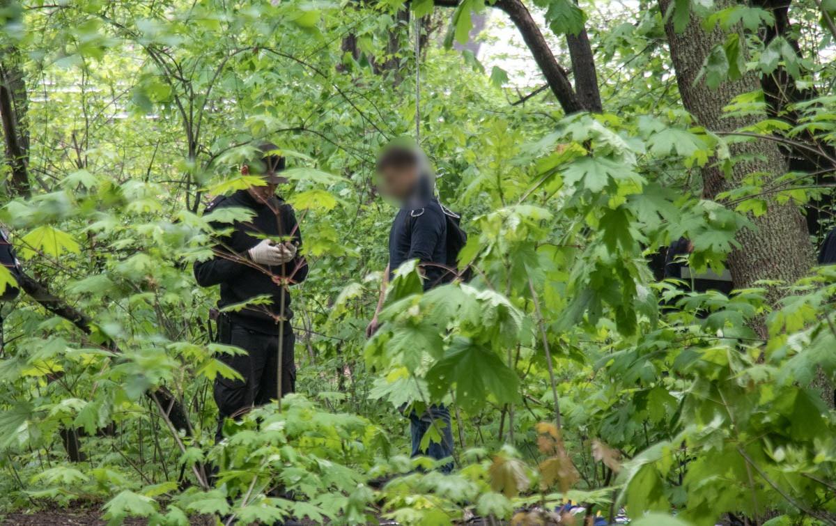 4 мая в Киеве обнаружили труп мужчины