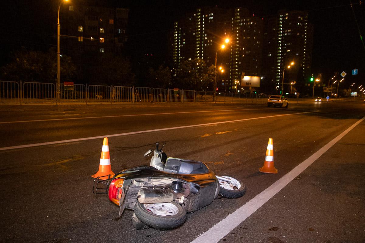 В результате инцидента пострадал парень