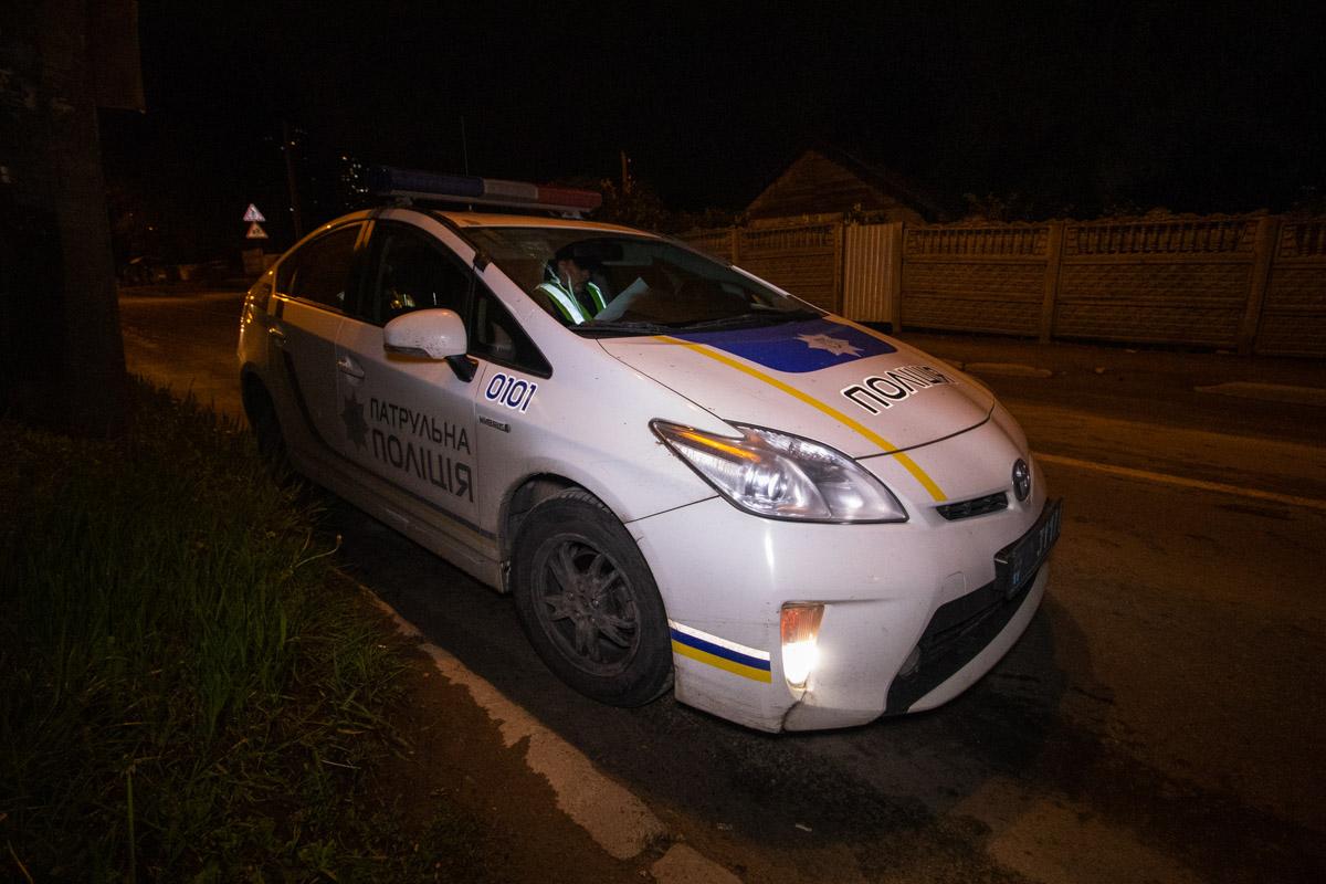 Подробности инцидента выясняют полицейские