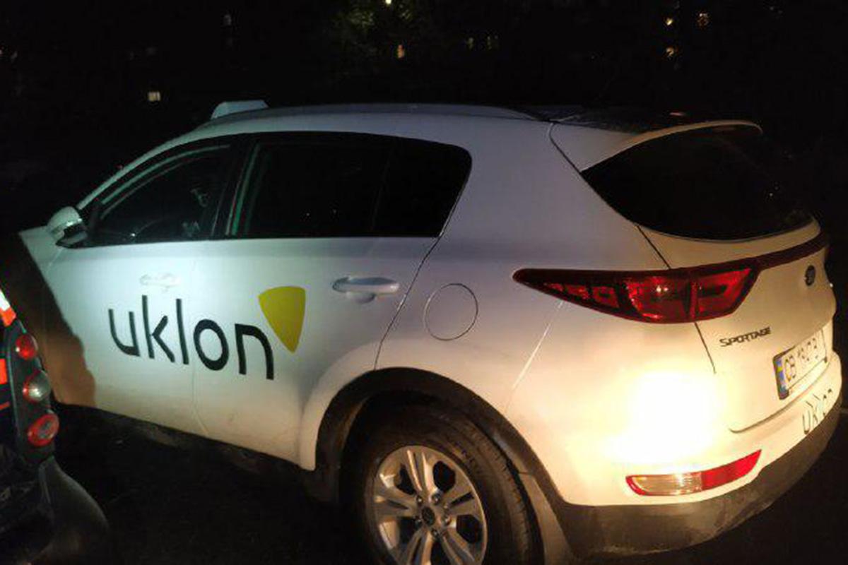 Машина, на которой ехал злоумышленник, попала под ориентировку правоохранителей
