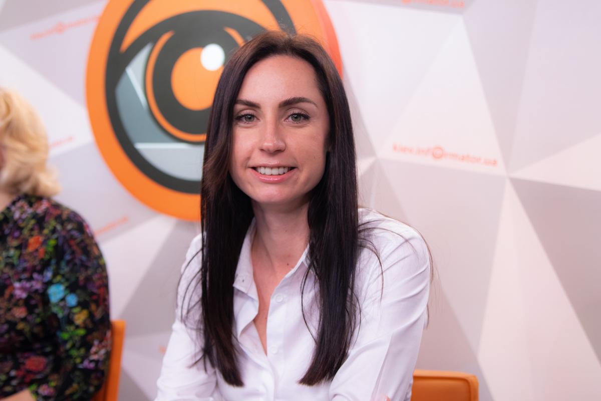 Руководитель отдела корпоративных коммуникаций и корпоративной социальной ответственности Winner Group Ukraine Анастасия Войткевич