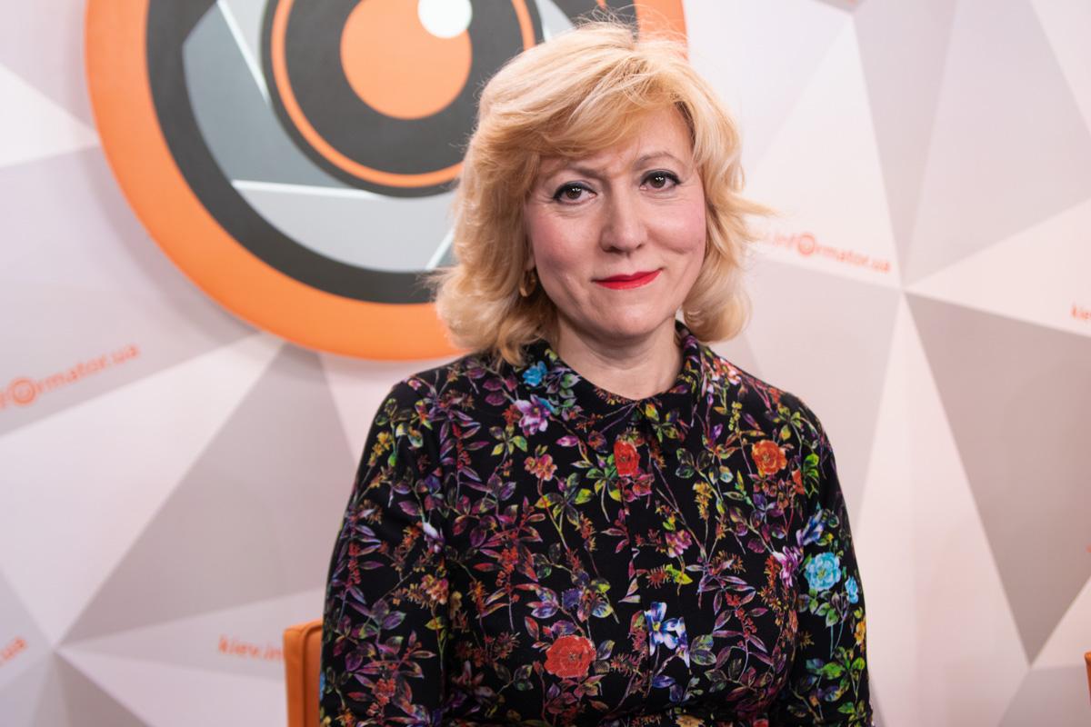 Организатор пробега с 1993 годаИрина Кузнецова