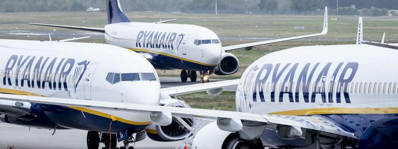 Пассажирам Ryanair нужно заполнить форму на сайте авиакомпании