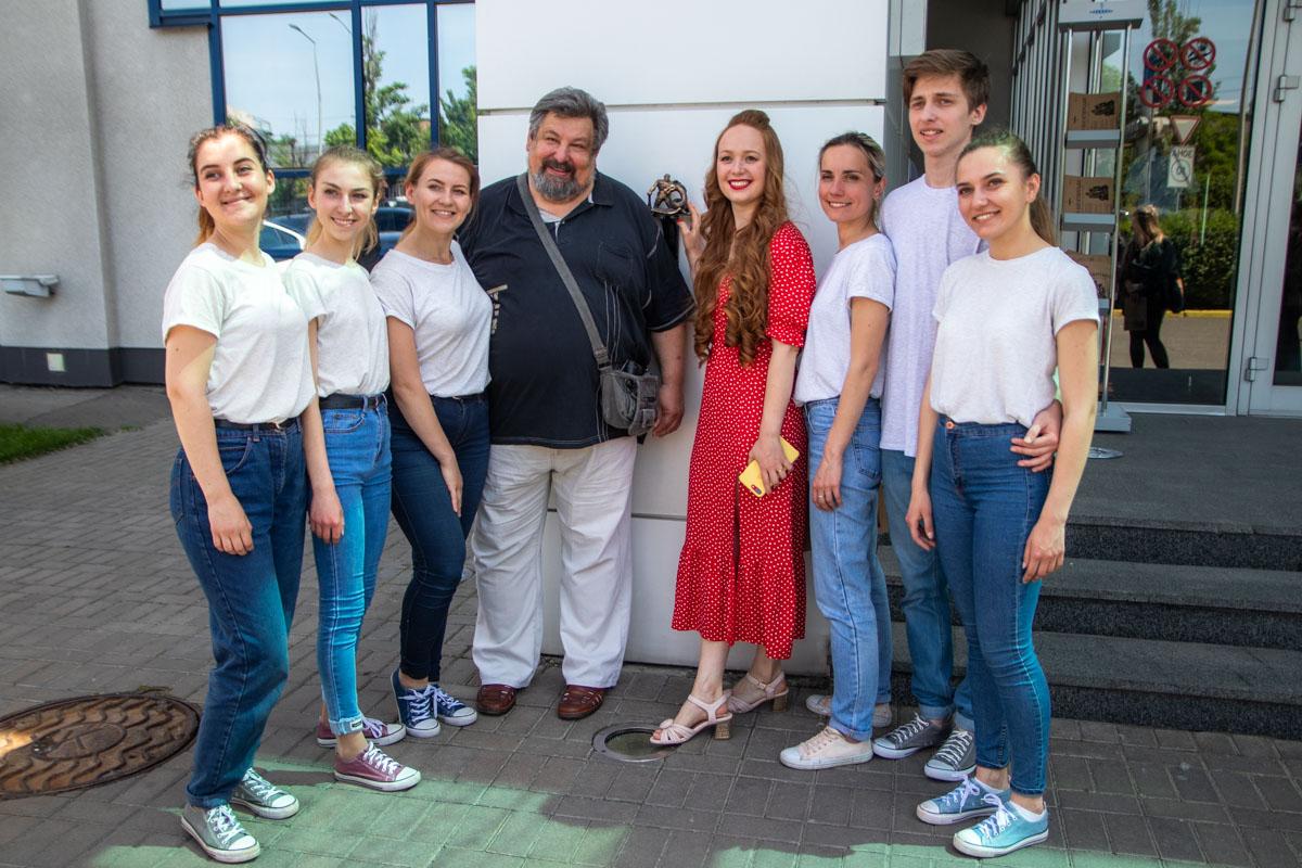 У жителей и гостей Киева появился новый повод посетить локации Рыбальского острова