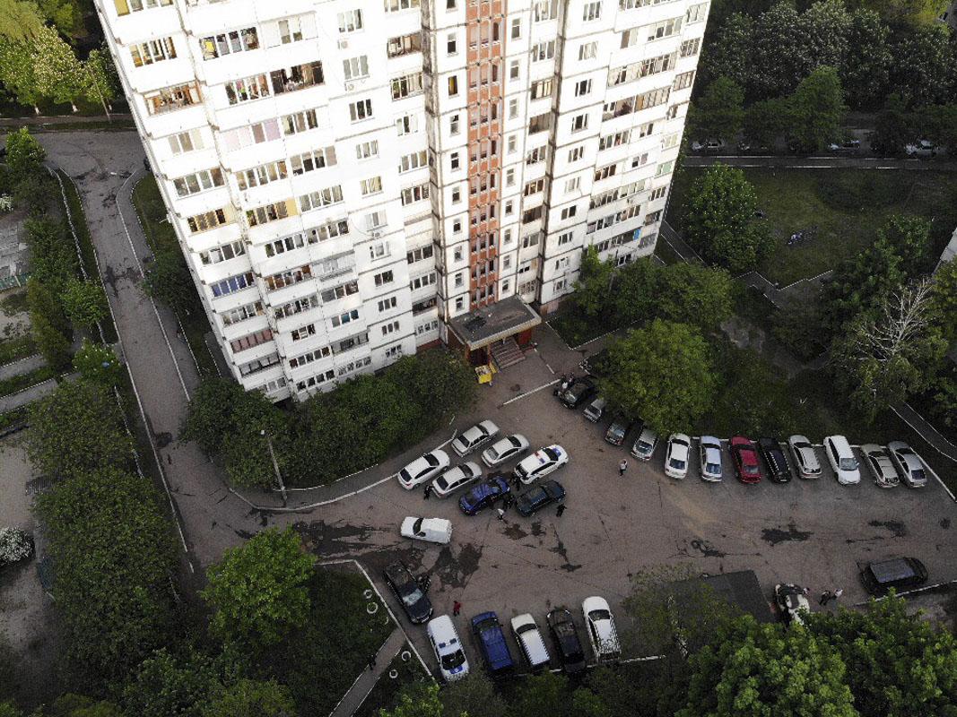 В Киеве погиб старшеклассник