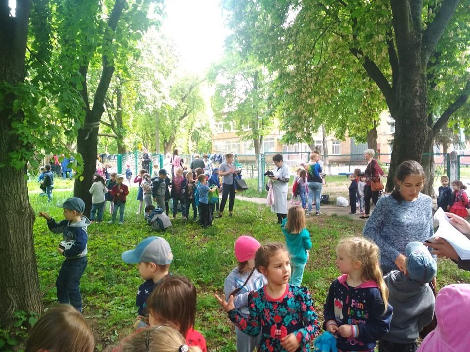 По Киеву прокатилась волна минирований детских садиков