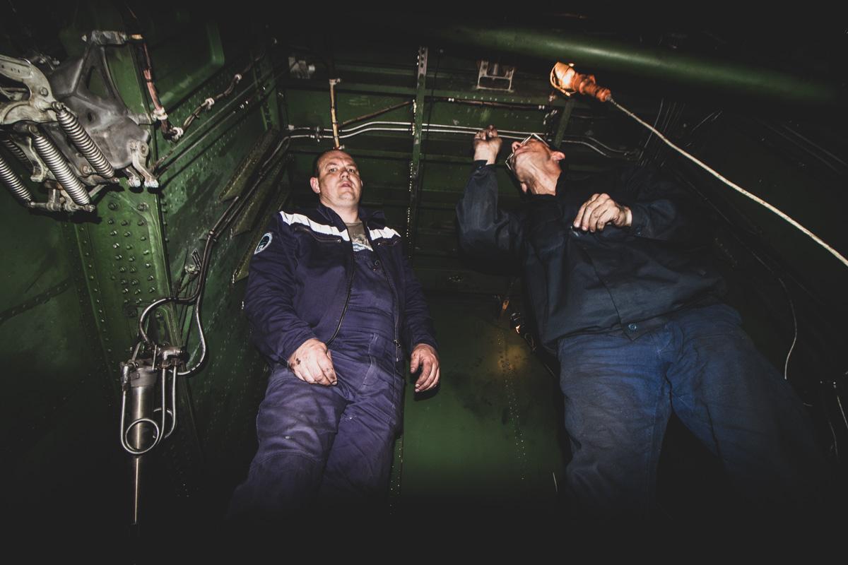 Работники завода ежедневно трудятся во имя украинской авиации