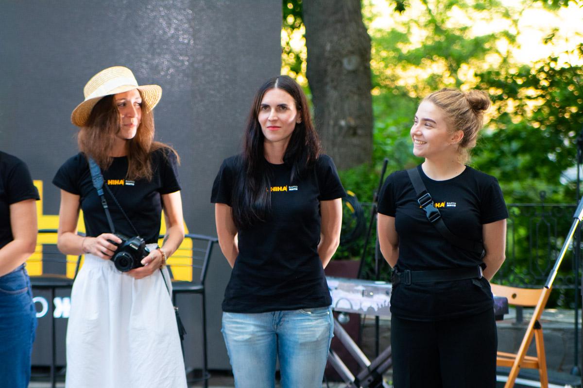 Многие участники проекта действуют на добровольных, волонтерских основах
