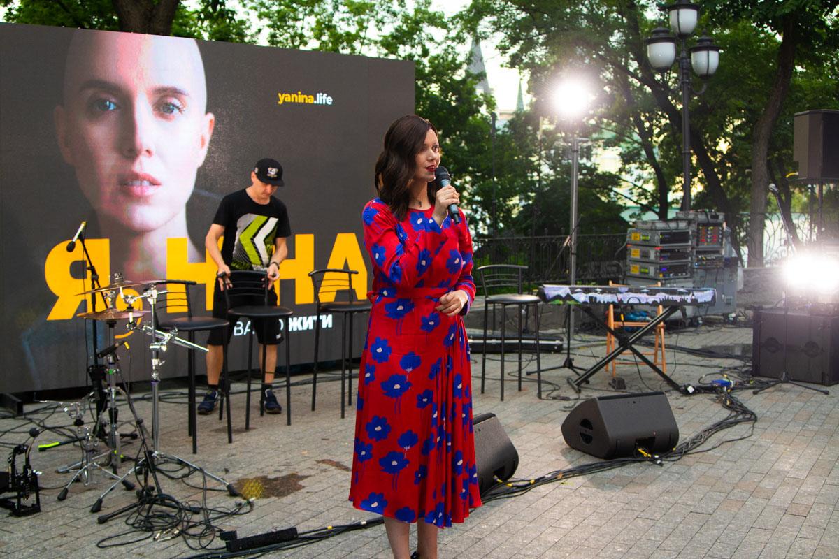 Идейной вдохновительницей проекта стала известная журналистка Янина Соколова
