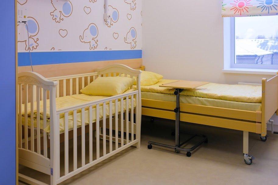 Дизайн комнат и корпуса в целом, как в современном и ярком детском садике, по евростандартам