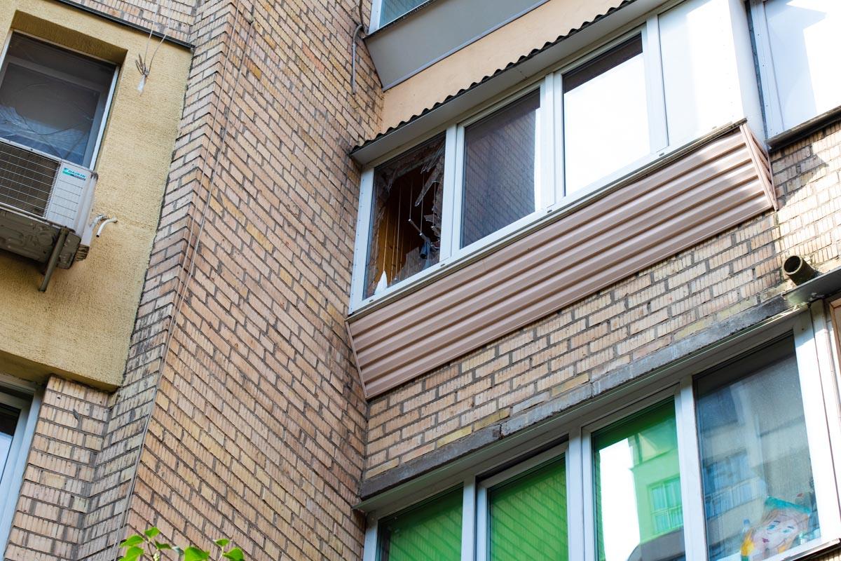 Происшествие случилось около 23:30, когда большинство жителей домов, которые находятся рядом, спали