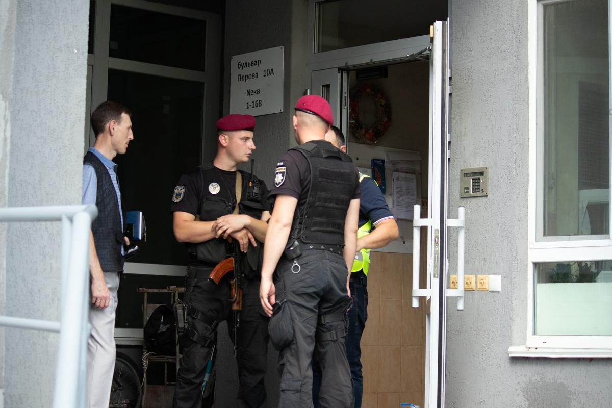 В среду, 19 июня, в Днепровском районе Киева произошел трагический случай