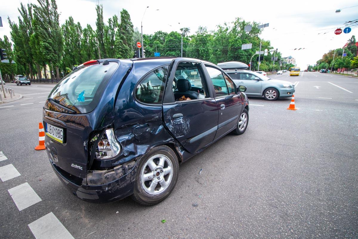 Инцидент произошел около 10:40