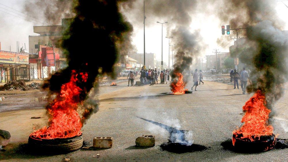 В Судане оппозиция начала акцию гражданского неповиновения