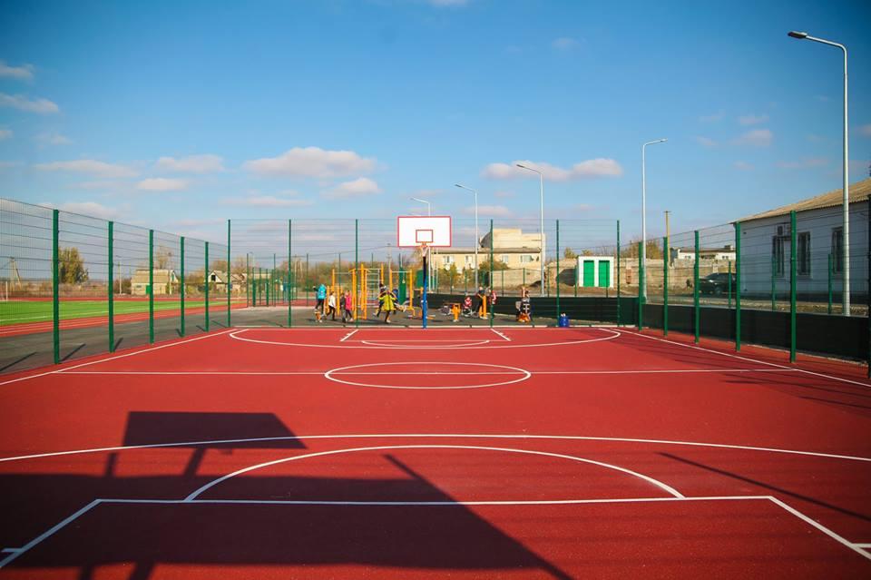 Все для того, чтобы ребята с самого детства полюбили спорт и здоровый образ жизни